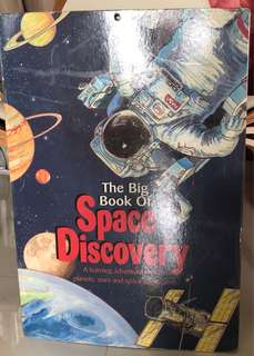 Giant space book
