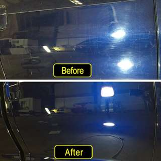 GLASS COATING CARS