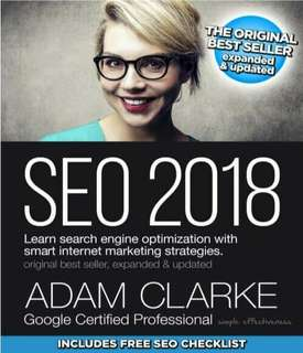 ebook SEO 2018 Learn Search Engine Optimization