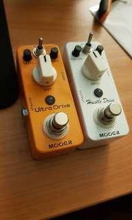 Mooer pedal
