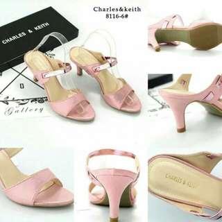 CH*RL*S & K**TH High Heels 8116-6#  (13)*