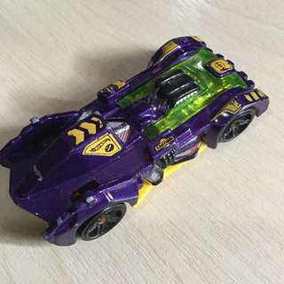Hotwheels Turbot Purple