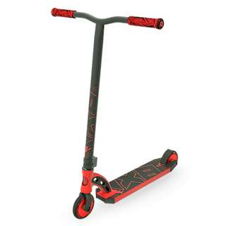 MGP VX8 Pro Freestyle Stunt Scooter - Red