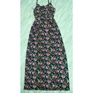 Reduce Price Floral Long Dress #20under