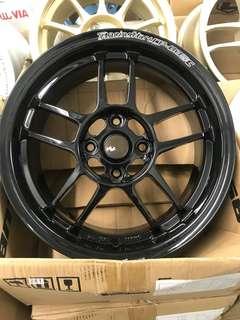 15 inch Racinghart sport rim superlight 5kg