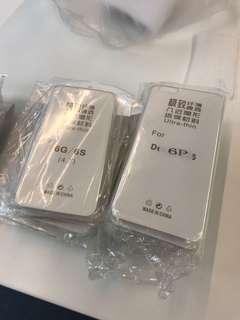全新DIY透明手機殻 (ip6,ip6+,ip7,ip7+)