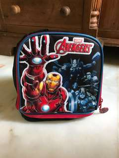 Avengers backpack for toddlers