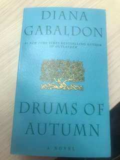 Drums of autumn  (Outlander series)