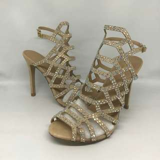 Madden Girl Nude Fab size 6.5/7