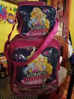 Barbie stroller