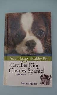 Cavalier King Charles Spaniel book