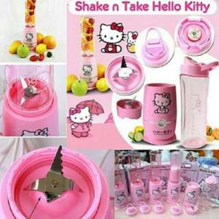 Juicer Hello Kitty shake n take (2 Cups)