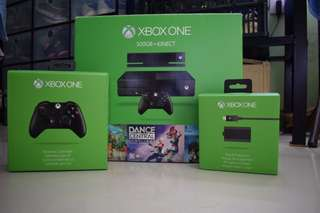 Xbox one 500gb+Kinect Bundle (pre loved)