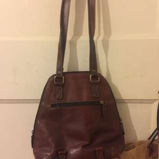Leather Milleni bag