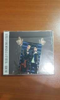 D&E jap album Ride me w group pc