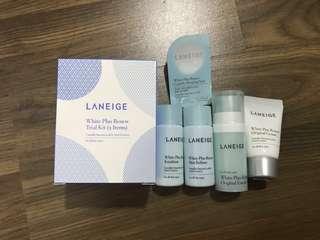✨Sale!✨Brand New Laneige White Plus Renew Trial Kit