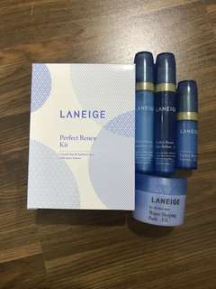 ✨Sale!✨Brand New Laneige Perfect Renew Kit for sale!