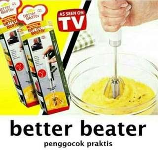 Mixer otomatis (Manual) harga 1 set = 2pcs