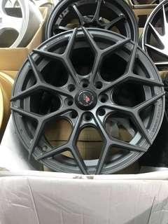 15 inch V-Race premium sport rim