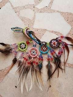 Handmade Dream Catcher Necklace