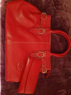 Genuine Tod's of London Handbag and matching purse