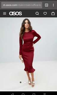BNWT ASOS Dress