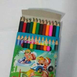 Small Colours Pencil