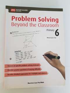 Problem Solving Mathematics Primary 6
