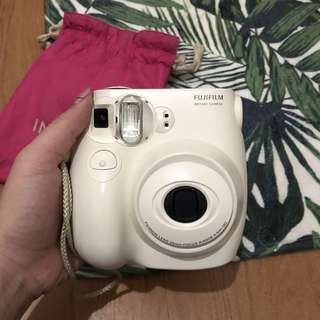 Instax Mini 7s - WHITE