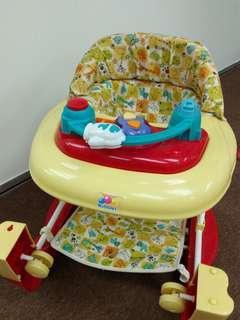 Baby Wheel with Rocker