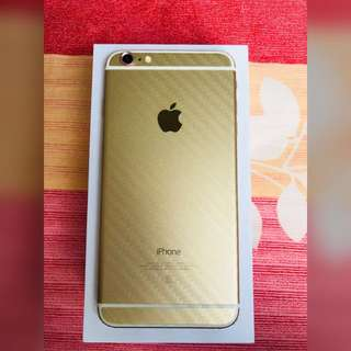 🚚 Iphone6 plus 金色16g