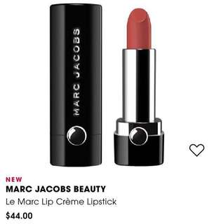 Marc Jacob lipstick lip creme