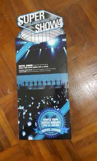 SS4 IN JAPAN DVD