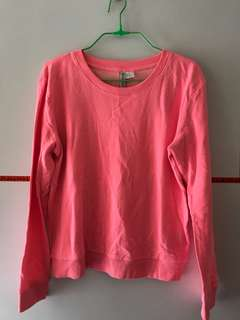 粉紅女衛衣