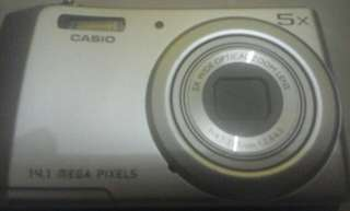Kamera digital Casio 14,1mp