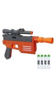 PO: Star Wars Nerf Han Solo Blaster
