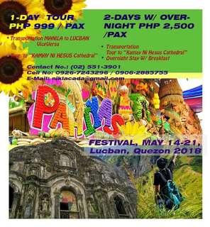 Pahiyas festival promo