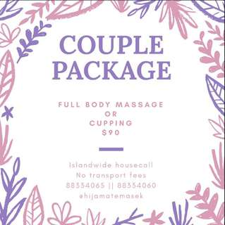 COUPLE PACKAGE