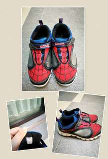 Marvel Spiderman boys' shoes