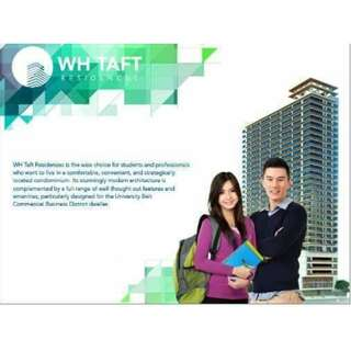 W.H. Taft Residences - Your New Home Right Beside De La Salle University!