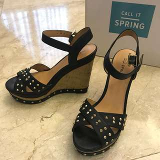 Call it spring studded wedge