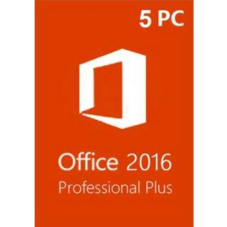 MS Office Professional Plus 2016 Product License