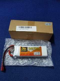 4🔥ZOP Power 11.1V 2200mAh 3S 20C