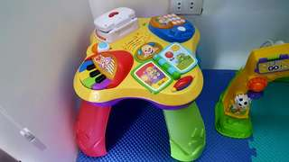 Fisher price learning educational table