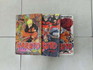 Naruto Mixed Manga Comic