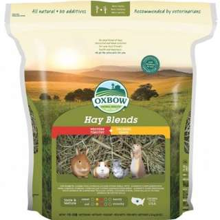 Oxbow Western Timothy + Orchard Hay Blend