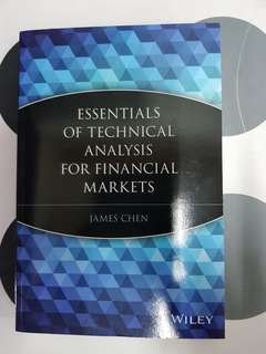 Essentials of Technical Analysis For Financial Markets