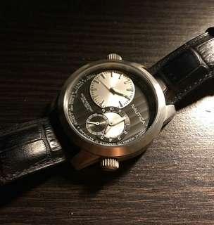 Nautica watch Dual Time