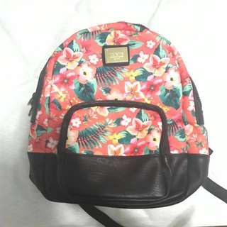 Colette Flowery Backpack