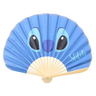Japan Disneystore Disney Store Summer Fun 2018 Stitch Folding Fan